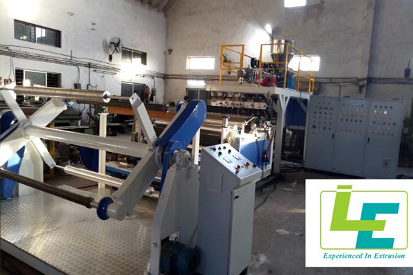 airo air bubble sheet plant